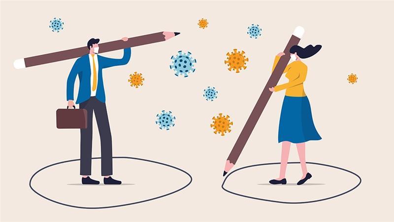 Харвард: Социјалното дистанцирање во САД би можело да трае до 2022 година