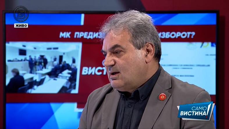 Сотир Костов: Проект Обнова е бренд и ВМРО-ДПМНЕ ќе победи на 15 јули