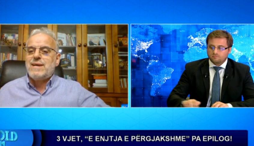 Џафери за ТВ21: Собранието само народот може да го врати на следните избори