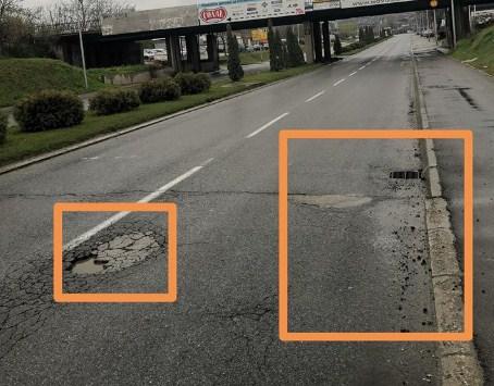 Комисија за инфраструктура, урбанизам и транспорт на ВМРО – ДПМНЕ: Трас – трас судство и дупка до дупка инфраструктура