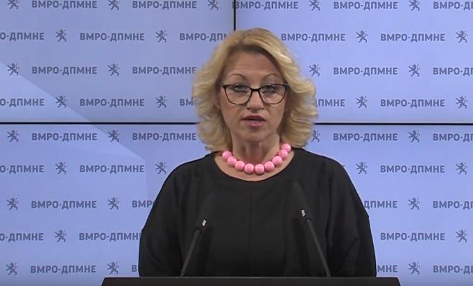 Тримчевска: МОН да ја сфати сериозноста на моментот, веднаш да се укине државната матура