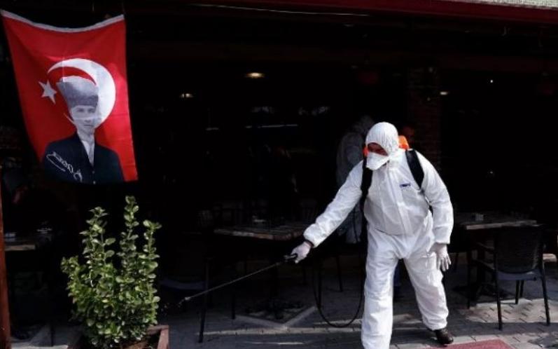 Во Турција уапсени над 400 луѓе поради провоцирање на социјални мрежи во врска со Ковид-19