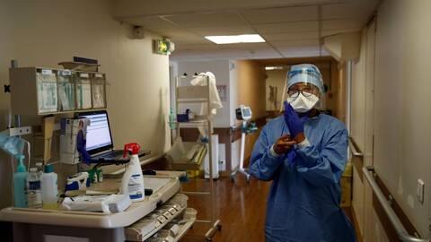 Се проценува дека во САД од коронавирус до август би починале 60.000 луѓе