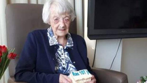 107 – годишна Холанѓанка го преживеа коронавирусот , се заразила во црква