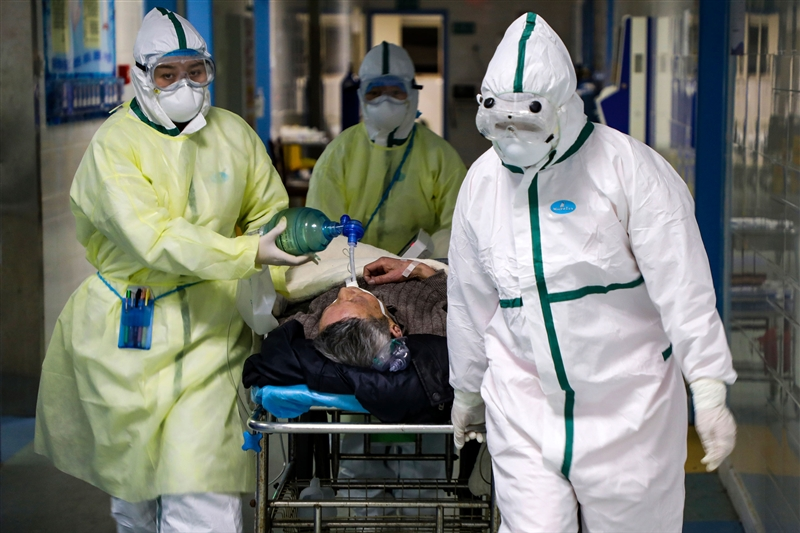 Во светот од коронавирусот починале над 90 000 луѓе , само оваа недела 40 000 жртви