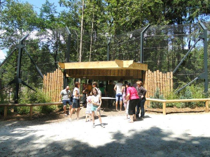 Зоолошката градина во Љубљана повторно отворена за посетителите