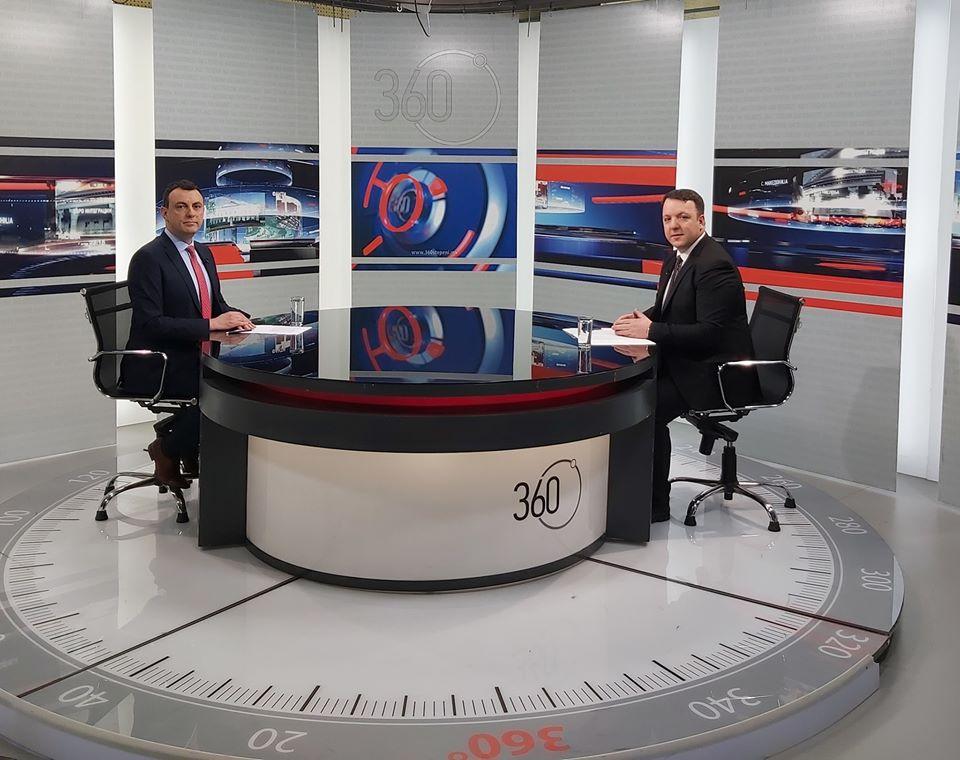 Николоски: Кога на Заев му се руши планот за брзи избори виновни му се граѓаните