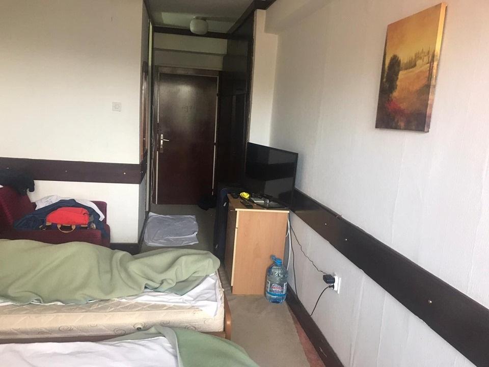 Сведоштво на Душица Милевска сместена во карантин:Сместени сме во поплавени купатила, со мравки во собите