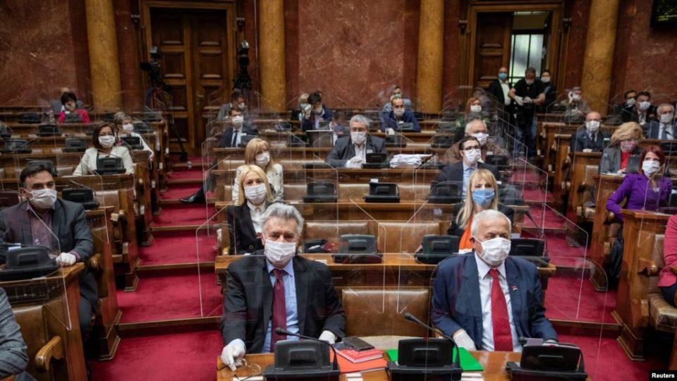 Србија денес пред важна одлука, вонредната состојба на дневен ред