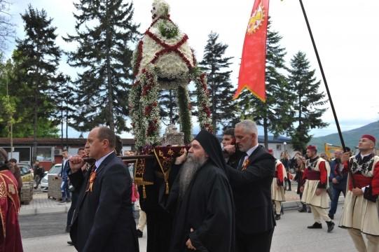 Струшката Литија ќе се одржи на 7 мај само со црковни лица без присуство на верници поради Ковид-19