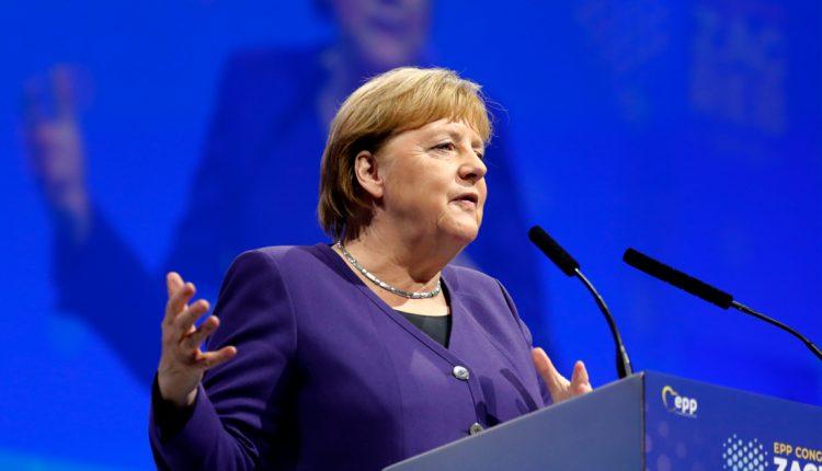Меркел: Европа да преземе поголема одговорност во светот