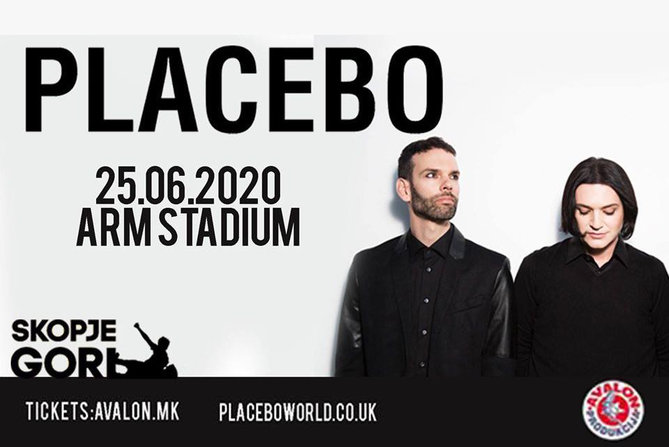 Откажан концертот на Плацебо во Скопје, еве што да направите ако сте купиле билети