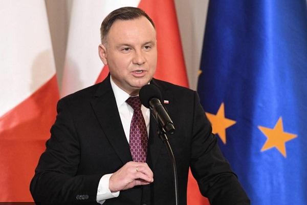 Дуда ја најави изградбата на Балтичкиот гасовод