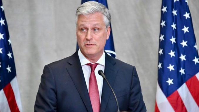 О'Брајан: САД ќе воведат санкции за Кина доколку го примени законот за Хонгконг
