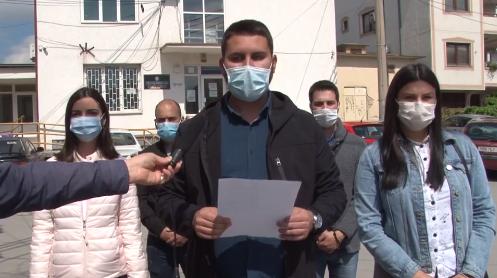 Ново вработен без возачка управувал и уништил службено возило во ЦСР Прилеп