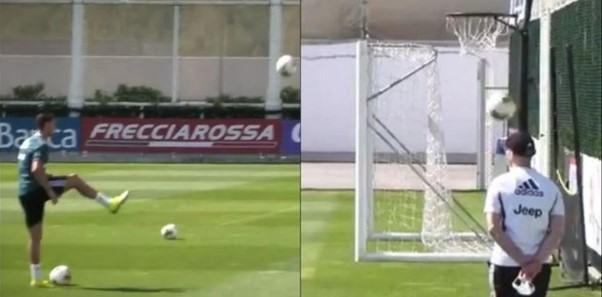 """ВИДЕО: Роналдо со еден потег ги """"запали"""" социјалните мрежи"""