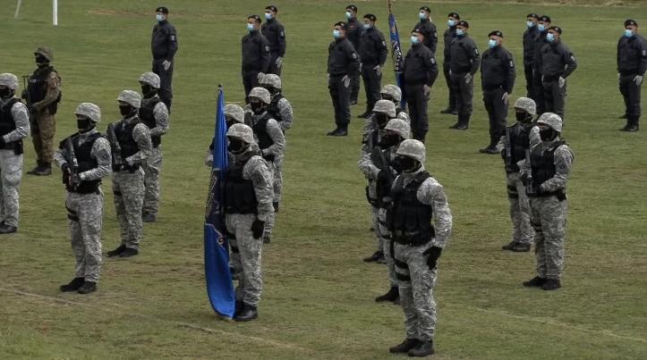 ВО ЖИВО: Свеченост по повод Денот на полицијата, единиците на МВР со показни вежби