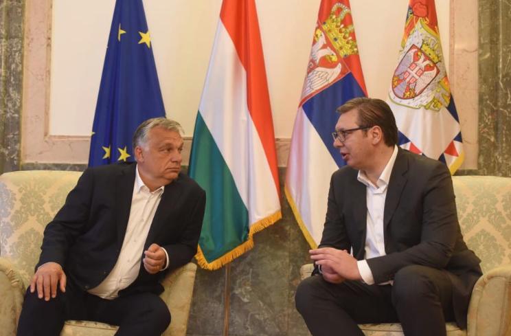 Средба Орбан-Вучиќ: Се виде дека ЕУ нема заедничка здравствена политика