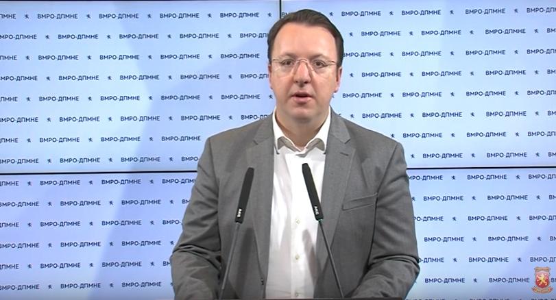 Николоски: Заев не реагираше на бугарскиот документ, дали со тоа се согласува дека не зборуваме македонски јазик?