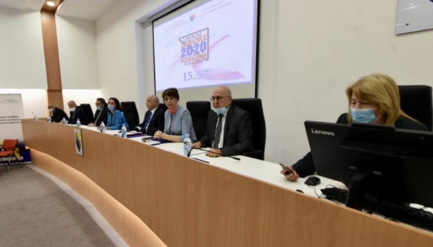 Локалните избори во БиХ одложени за 15-ти ноември