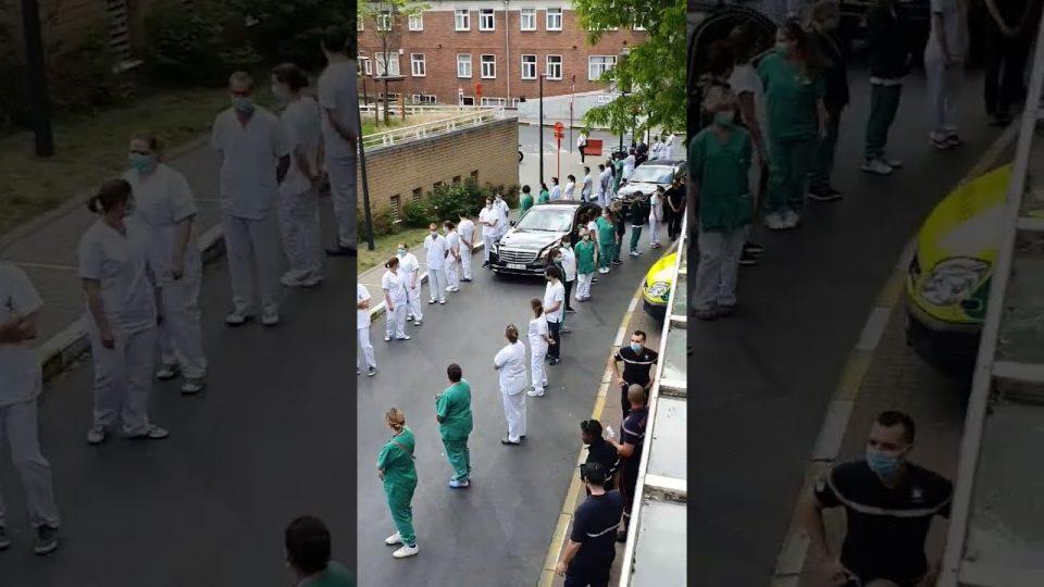 Познато е зошто докторите во Белгија ги свртеа грбовите кон премиерката (ВИДЕО)