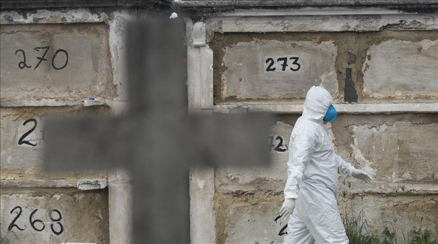 Во Бразил повеќе од 6.600 нови случаи на коронавирусот
