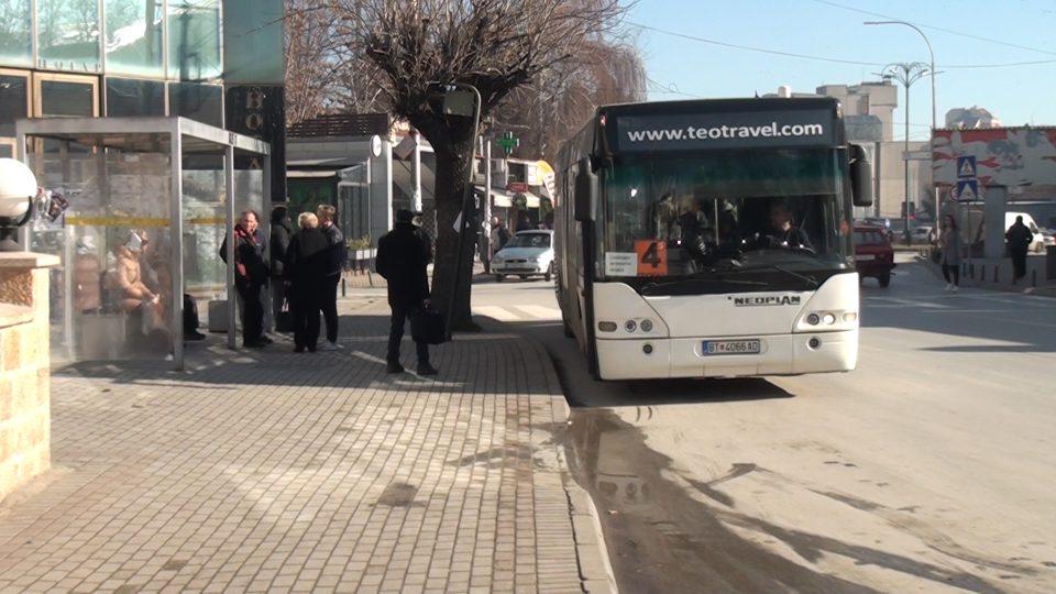 Од утрово јавниот превоз во Битола од 6 до 17 часот