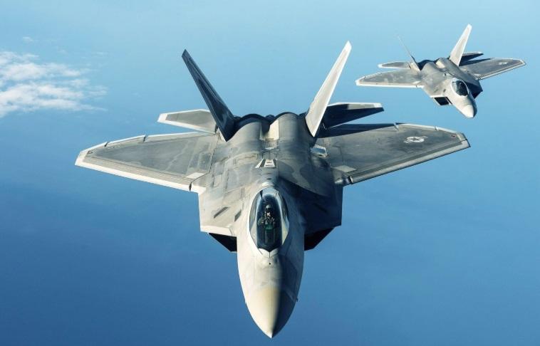 Американски борбени авиони се упатија кон Македонија