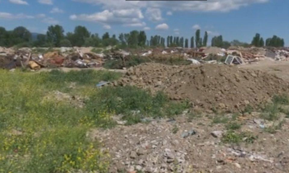 """""""Алфа"""": Депонијата која зимоска беше """"исчистена"""" повторно ги гуши жителите на општина Ѓорче Петров"""