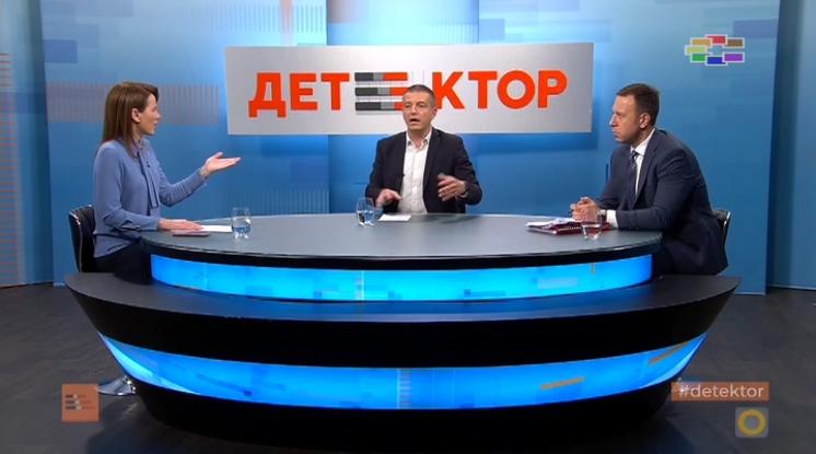 Јанушев: Квази мерките на власта не им помагаат во справување со вирусот, па за тоа ги обвинуваат граѓаните