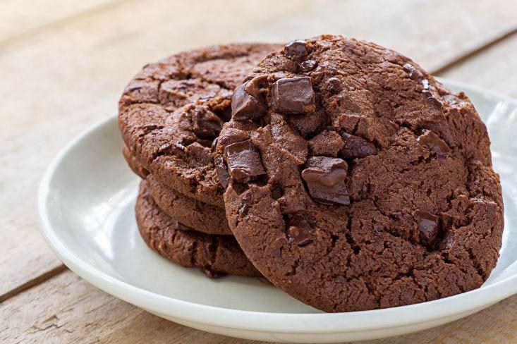 Најдобриот рецепт за чоколадни колачиња без брашно