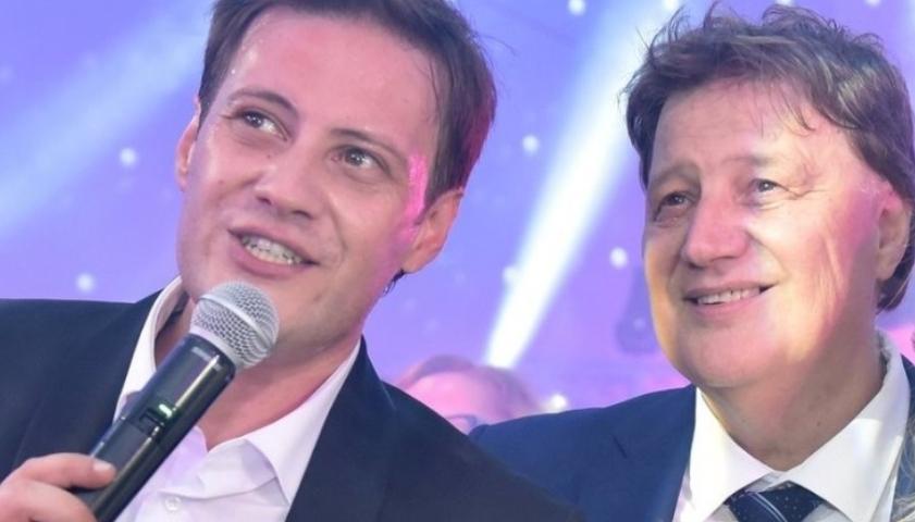 Мартин со емотивна порака за Драган Вучиќ: За некого музичариште, за мене татко над татковците!