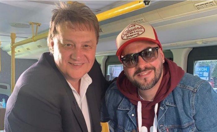 """""""Ми врати во негов стил"""": Панчо ДНК искомуницирал со Драган Вучиќ додека бил во болница"""