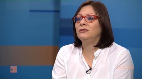 Димитриеска Кочоска: Не потпишувам без да знам како ќе се трошат парите
