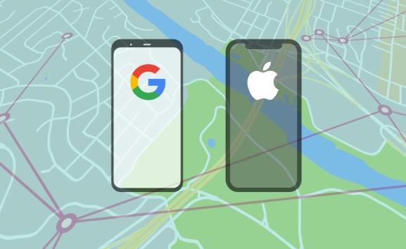 Гугл и Епл: Корона апликацијата нема да ги чува Џи-Пи-Ес податоците