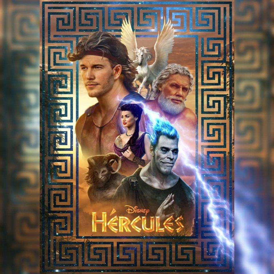 """Во тек е избор на глумци за играната верзија на """"Херкул"""" (ВИДЕО)"""