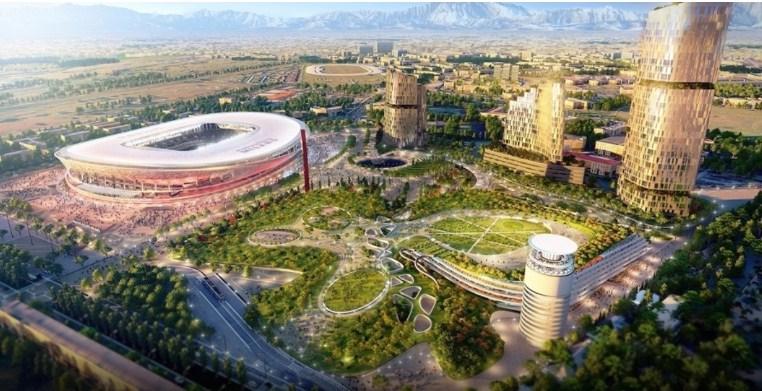 Интер и Милан го презентираа проектот за новиот стадион