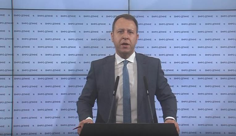 Јанушев: Владата троши илјадници евра пари на граѓаните во ек на корона кризата за купување на скап алкохол, додека во исто време бара донации за респиратори