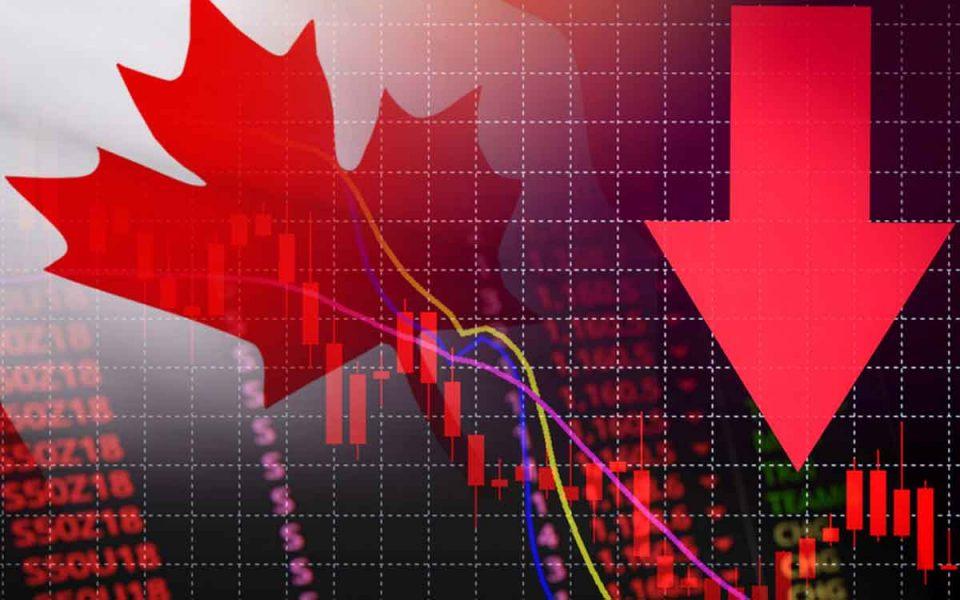 Канада и официјално во рецесија поради пандемијата
