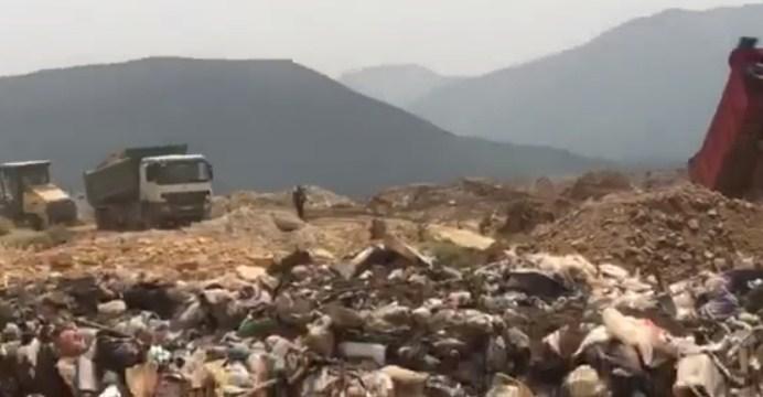 Сајкоски: Со механизација на комуналец и неколку приватни компании се загадува животната средина и се ставаат во опасност животите на граѓаните на Кичево