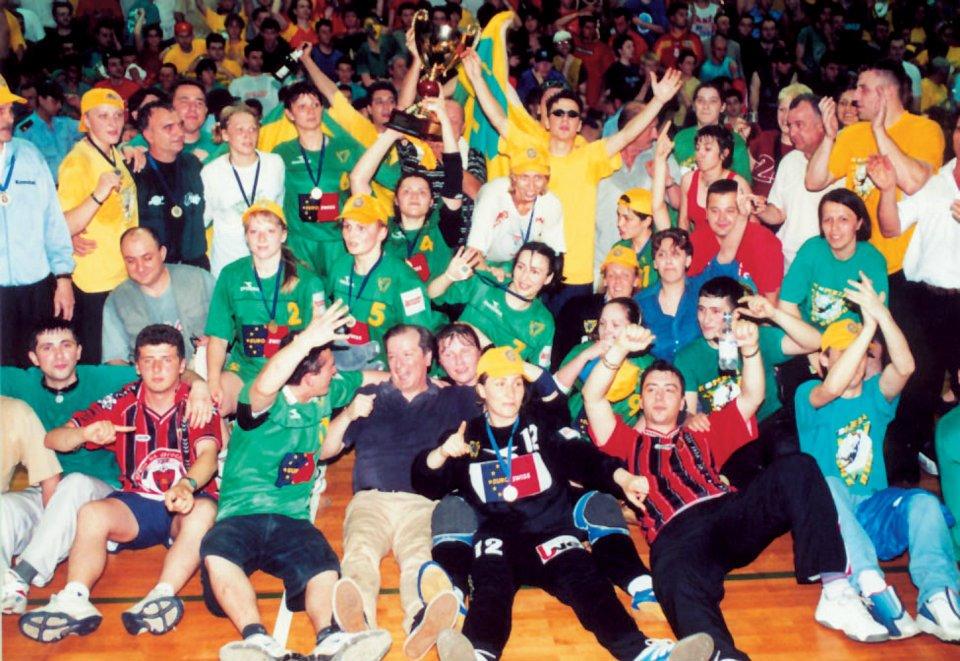 ВИДЕО: На денешен ден пред 18 години Кометал Ѓ.П. ја освои Лигата на шампионите