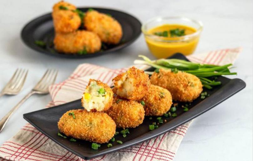 Рецепт на денот: Пролетни крокети од компири