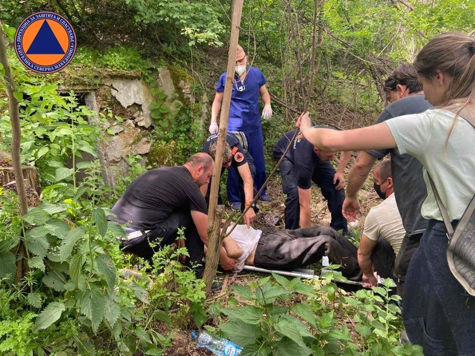 ФОТО: Пронајдено исчезнатото лице на Пелистер, со повреди пренесено во болница