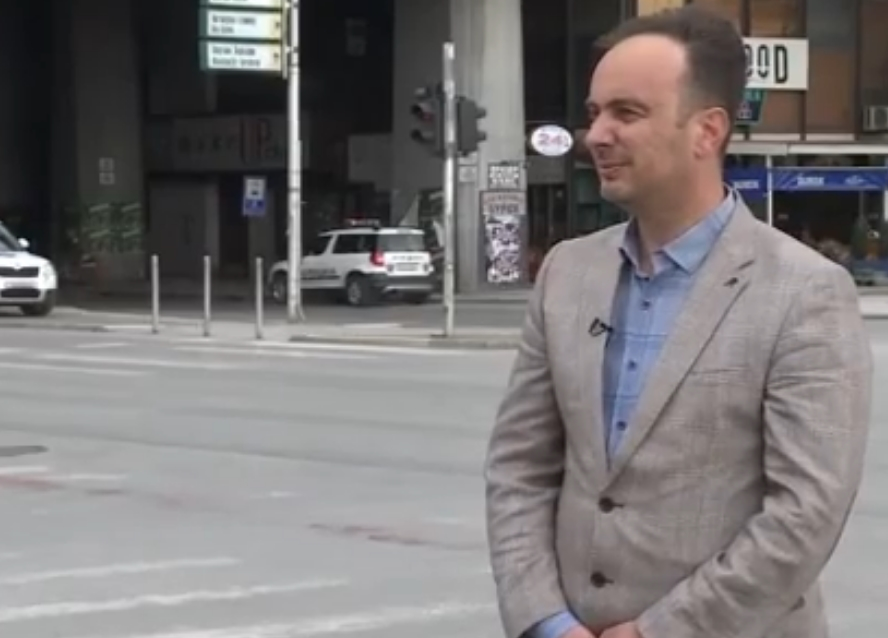 Чулев: Се утврдува дали ќе одговараат за поткуп, тие што вчера делеа пакети ќе се казнат за непочитување на мерките