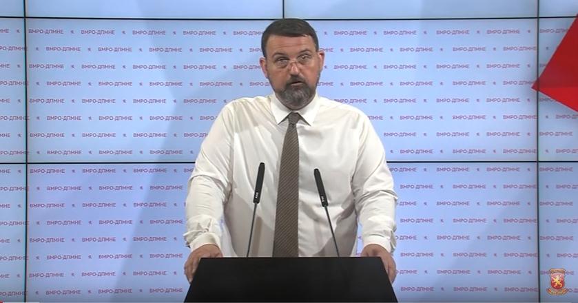 Стоилковски: Буџетот го потрошија на тендери и на партизација во време на вирус, сега го полнат со покачени акцизи