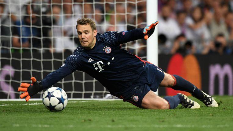 Ноер прогласен за најдобар играч во финалето на Лига на шампиони