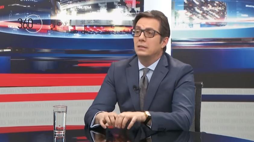 Пендаровски: Не се откажувам од Малески, ми требаат такви соработници, дали кажал или не нешто за 903 тоа е негов став