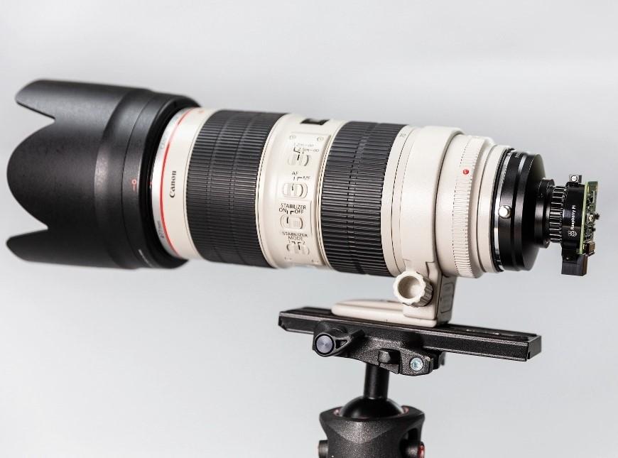 Raspberry Pi доби камера со изменливи објективи (ВИДЕО)