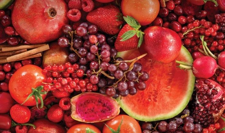 Јадете црвено овошје за да имате убава насмевка
