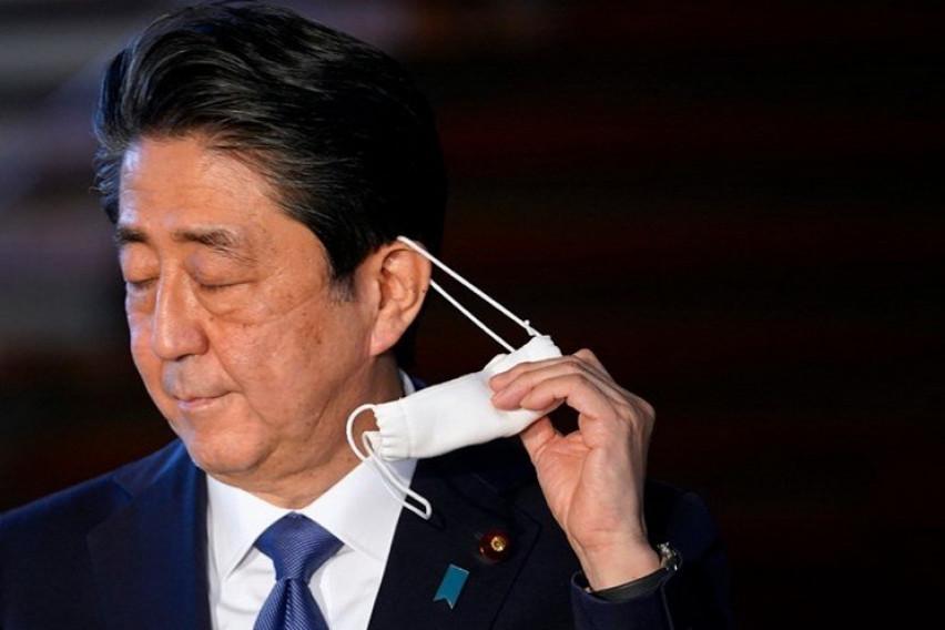Јапонскиот премиер Абе одлучил да поднесе оставка